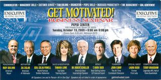 Get Motivated Ticket