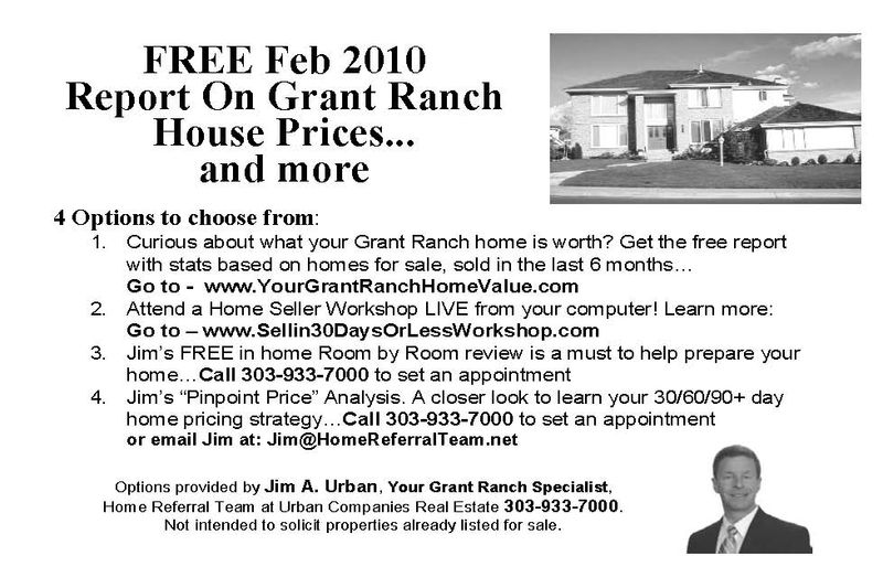 Grant Ranch 1-2010 Postcard
